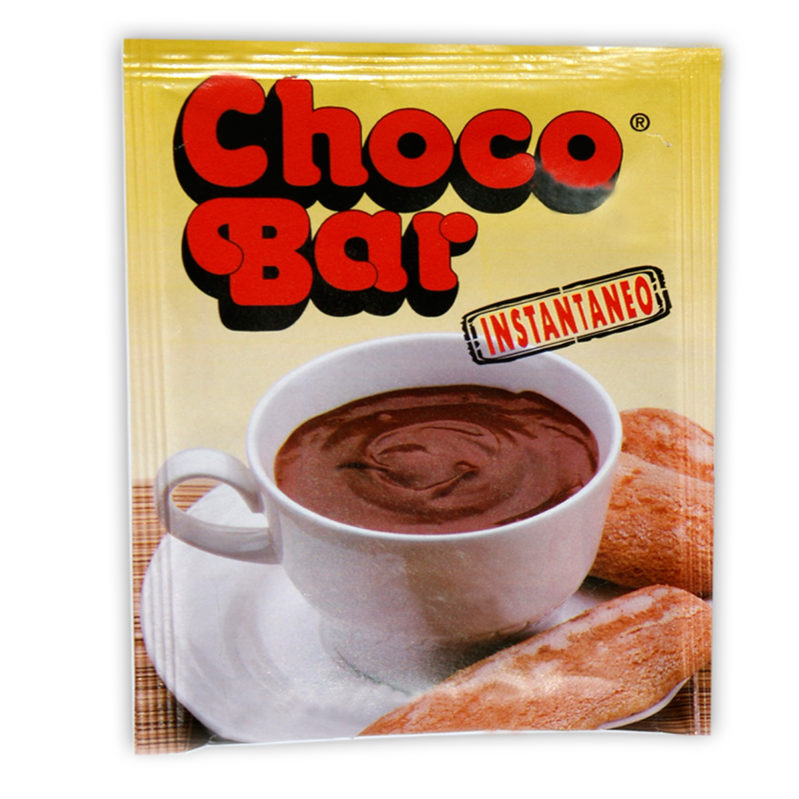 Chocobar Instant Hot Chocolate in 33g Packets