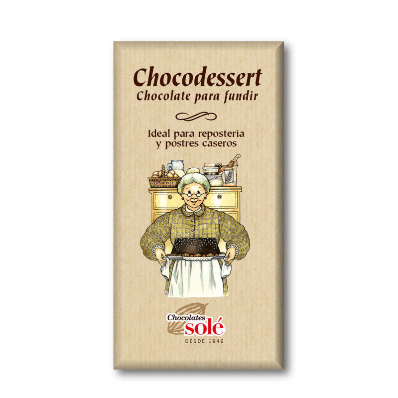 Chocodessert Bar for Desserts 200 g