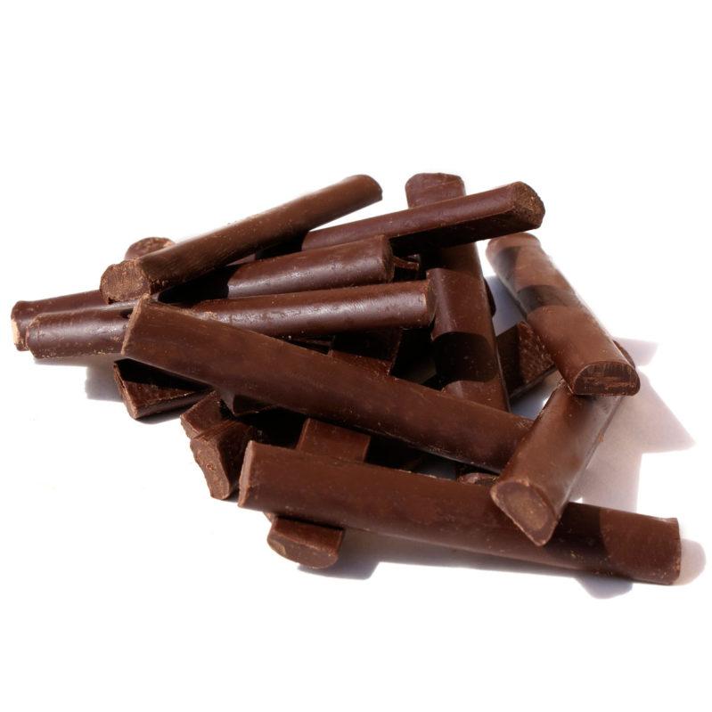 Bastoncitos de Chocolate negro 56% BIO