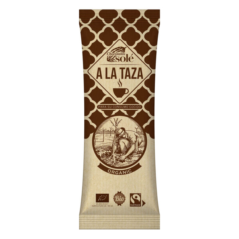 Solé Chocolat chaud BIO 200 g