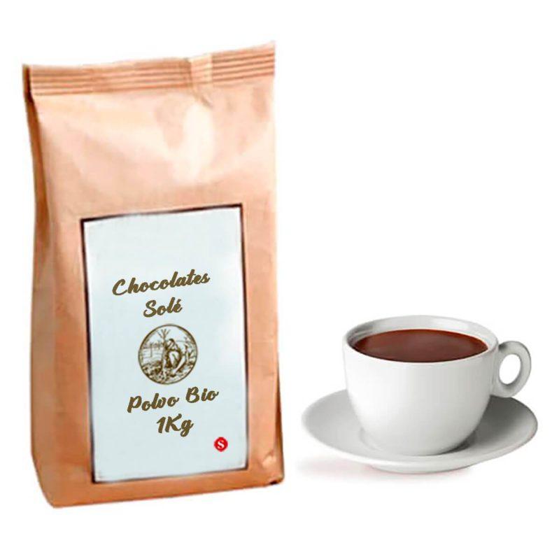 Polvo de Chocolate 1 Kg BIO
