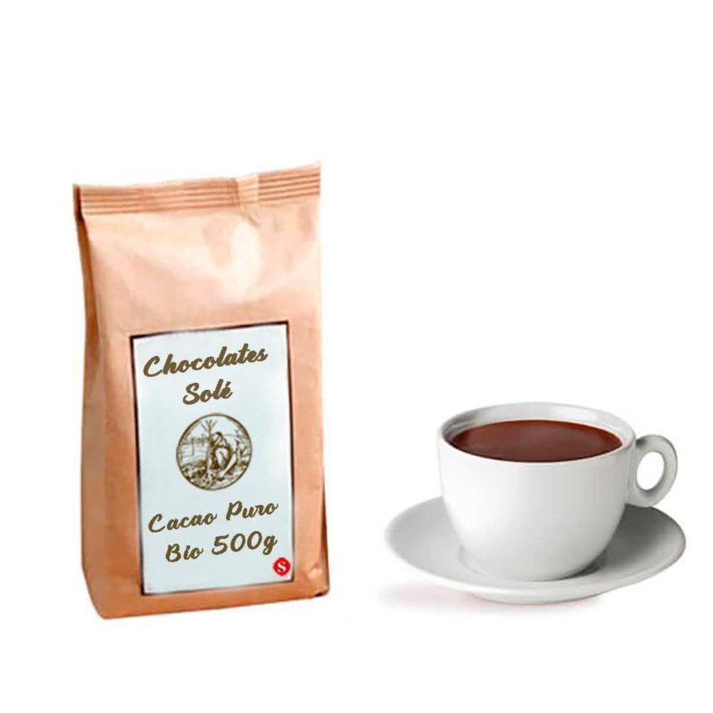 Cacao Puro en Polvo 500 g BIO